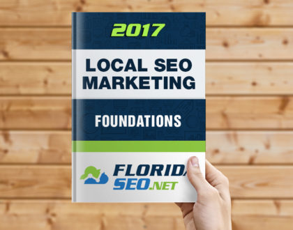 Local SEO Marketing Foundations Strategy