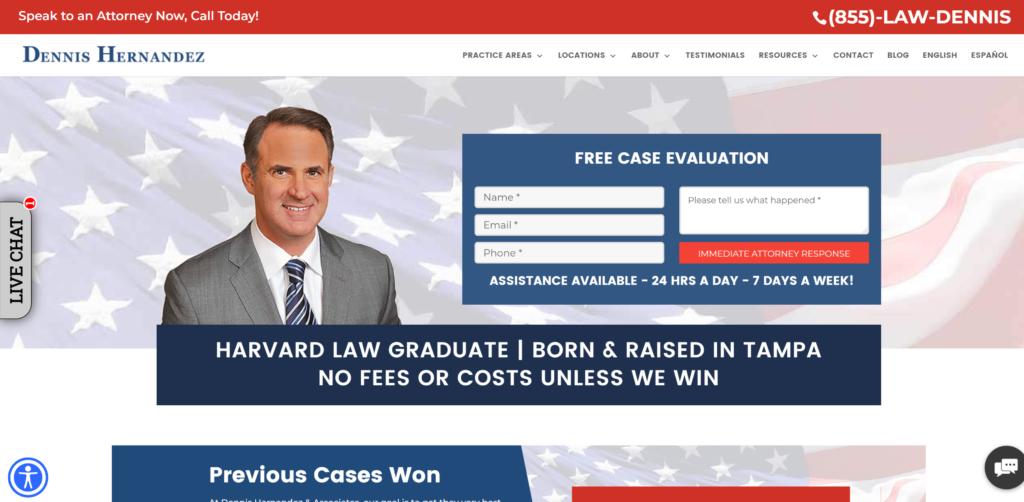Attorney Law Firm Legal Marketing